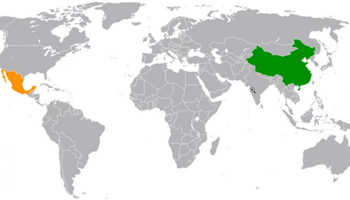 China-Mexico