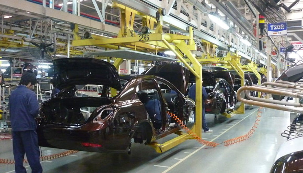 reopening of automotive industry in Mexico