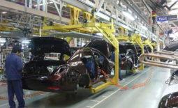 Mexican auto parts exports