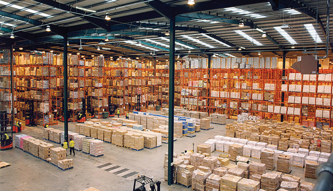 warehouse manufacturing in mexico